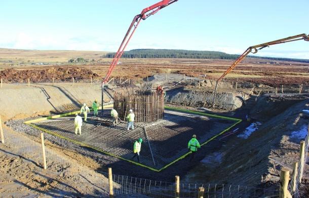 Glenconway-Wind-Farm-Turbine-foundation-Pour-610x391